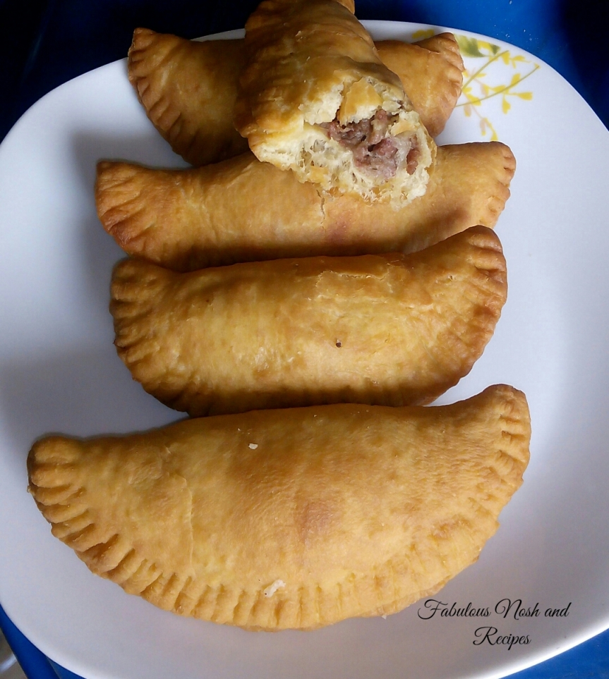 Fried Meat Pie Fabulous Nosh And Recipes
